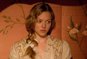 "Amanda Seyfried as Cosette in ""Les Miserables"""