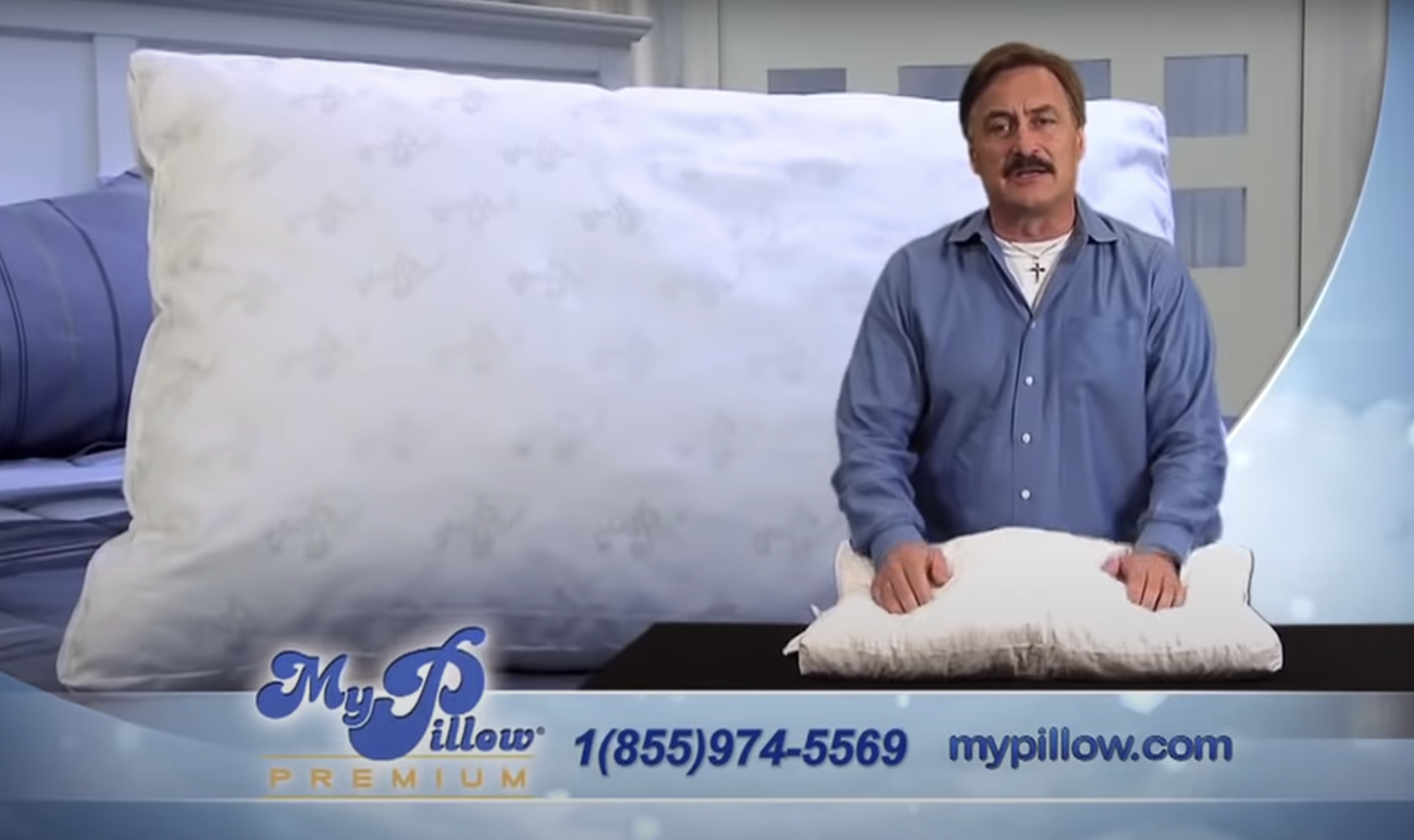 Borat 2 Abandoned Plan To Prank Mypillow Guy Indiewire