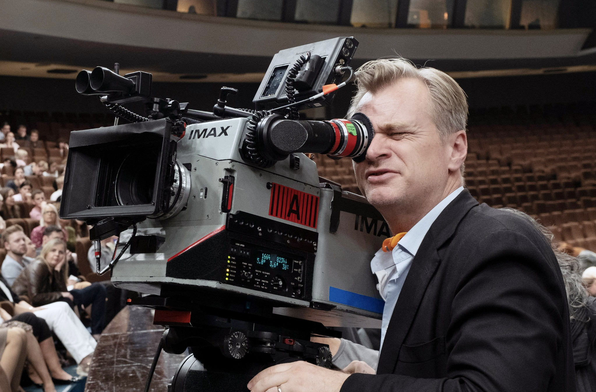 After 'Tenet,' Christopher Nolan Wants to Film More in India and Work with More Indian Actors