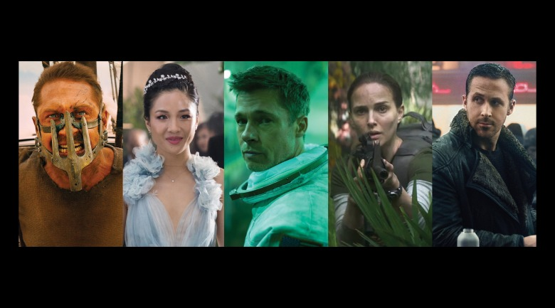 """Mad Max,"" ""Crazy Rich Asians,"" ""Ad Astra,"" and more risky studio movies"