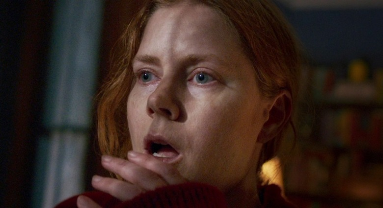 "Amy Adams in Netflix's studio acquisition ""Woman in the Window"""