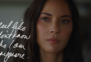"Olivia Munn in Justine Bateman's directorial feature film debut, ""Violet."""