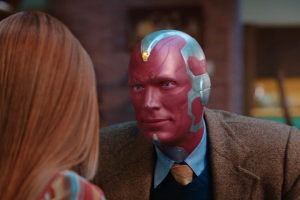 Paul Bettany Says Major 'WandaVision' Actor Hasn't Been Leaked Yet: 'Scenes Are Pretty Intense'