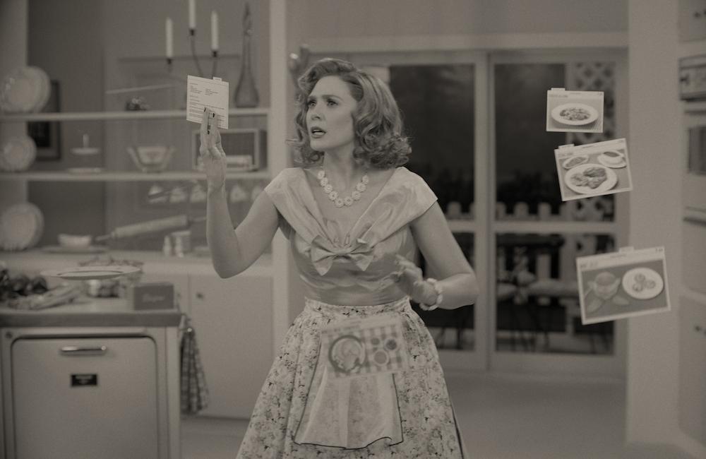 'WandaVision' Episode 1: Season Premiere Easter Eggs and Spoilers