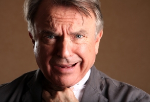 Actor Sam Neill poses for a portrait during the 36th Toronto International Film Festival on Friday, Sept. 9 in Toronto, Canada.  (AP Photo/Carlo Allegri)