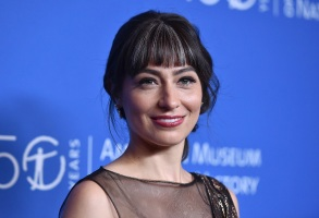 Melissa Villasenor attends the American Museum Of Natural History 2019 Gala at the American Museum of Natural History in New York, NY, November 21, 2019. (Photo by Anthony Behar/Sipa USA)(Sipa via AP Images)