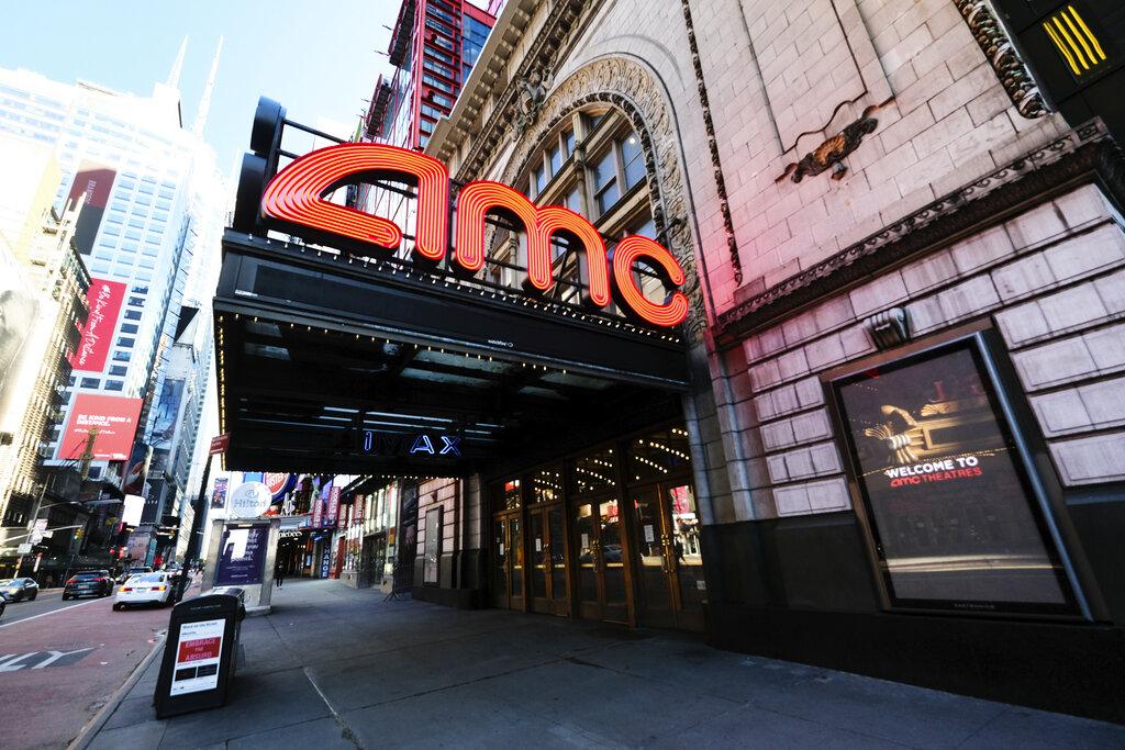Кинотеатры Нью-Йорка могут открыться 5 марта, сказал губернатор Эндрю Куомо