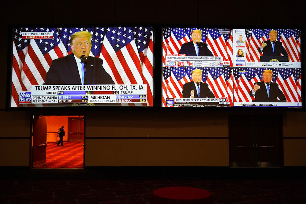 Fox News Is Still Paying the Price for Being Right on Election Night