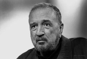 Jean-Claude Carriere, ecrivain, scenariste, parolier, metteur en scene et acteur. Paris, FRANCE - 9/04/2008. IBO/SIPA PRESS. (Sipa via AP Images)