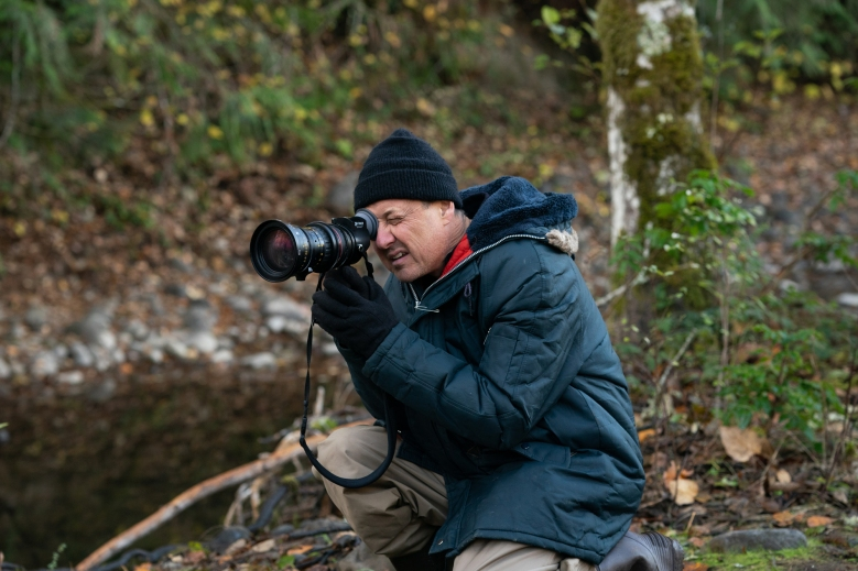 """First Cow"" Cinematographer Christopher Blauvelt"