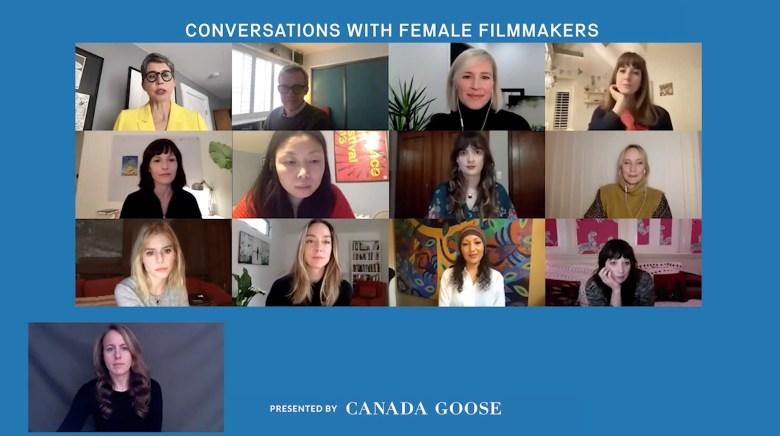 IndieWire and Canada Goose Celebrates Female