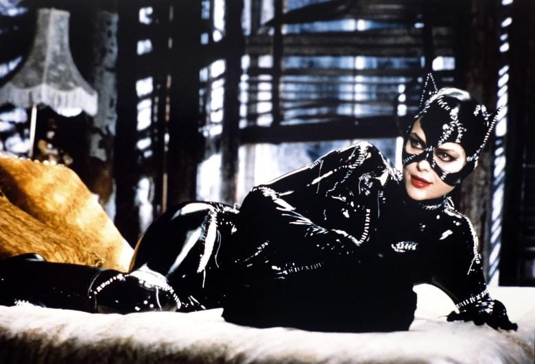 BATMAN RETURNS, Michelle Pfeiffer, 1992. ©Warner Bros./courtesy Everett Collection