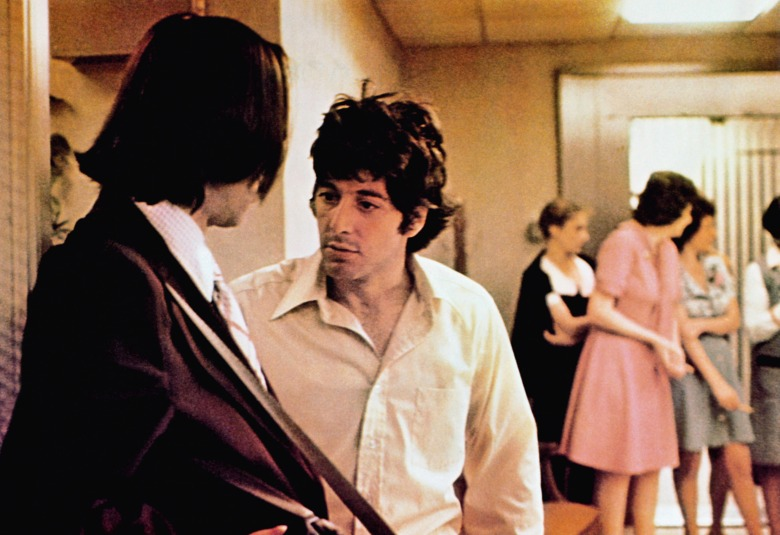 DOG DAY AFTERNOON, from left: John Cazale, Al Pacino, 1975