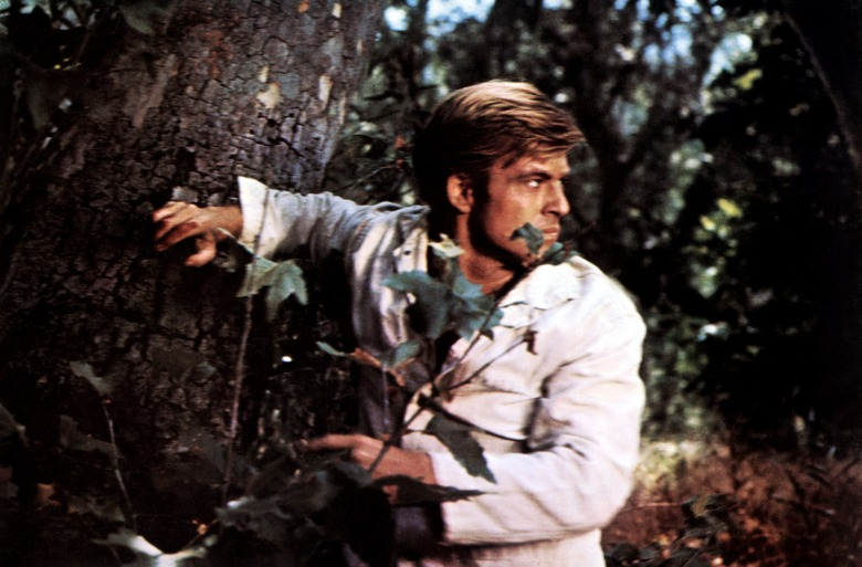 THE CHASE, Robert Redford, 1966