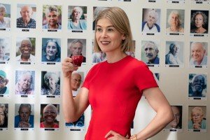 Rosamund Pike Speaks Out About Body Being Altered for Movie Poster