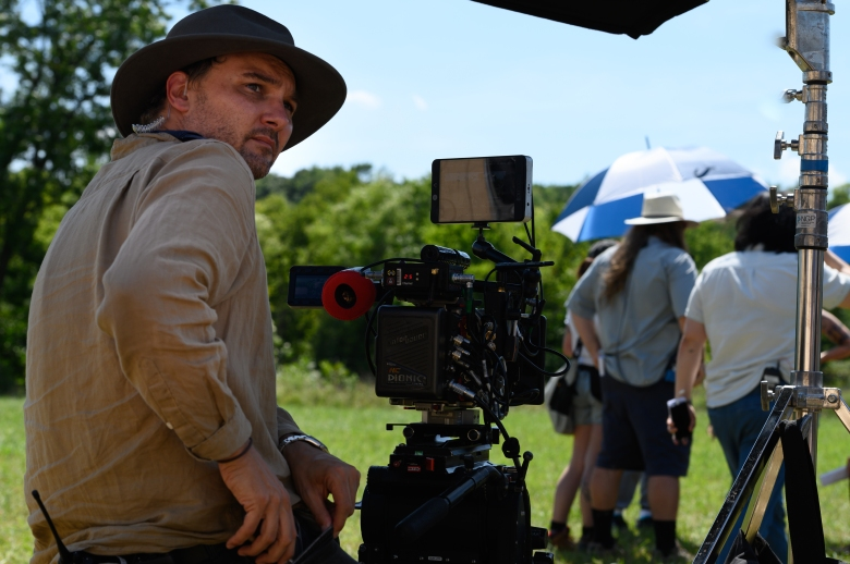"""Minari"" Cinematographer Lachlan Milne"
