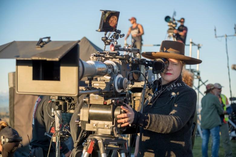 """""""Mulan"""" Cinematographer Mandy Walker"""