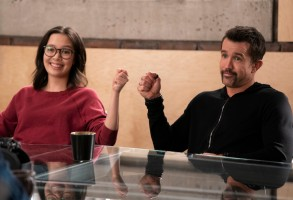 Mythic Quest Season 2 Rob McElhenney Charlotte Nicdao Apple TV+
