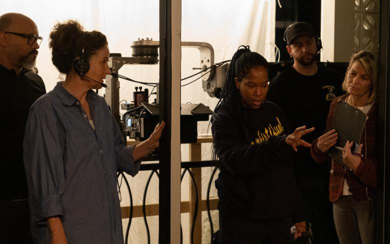 """One Night in Miami..."" Cinematographer Tami Reiker (with Director Regina King)"