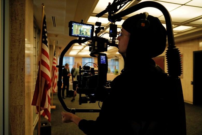 """Pieces of a Woman"" Cinematographer Benjamin Loeb"