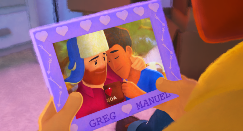Out gay pixar animation