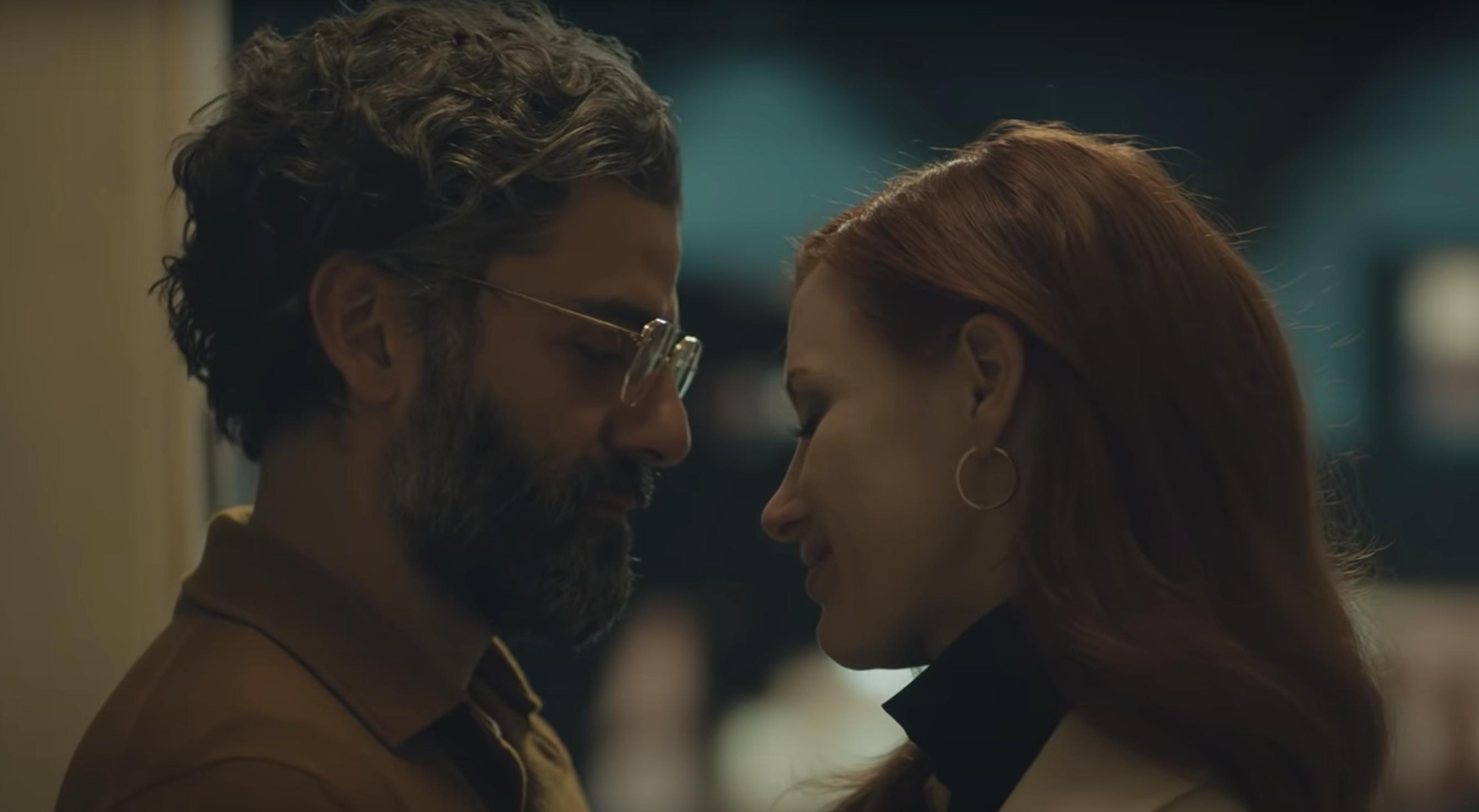 HBO представил первые кадры из «Сцены из брака» с Оскаром Айзеком и Джессикой Честейн