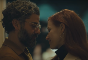 Oscar isaac Jessica Chastain Scenes from a Marriage