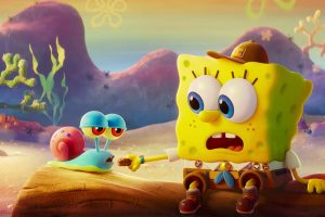 'The SpongeBob Movie: Sponge on the Run' Review: Keanu Reeves and Gary the Snail Anchor a Manic Adventure