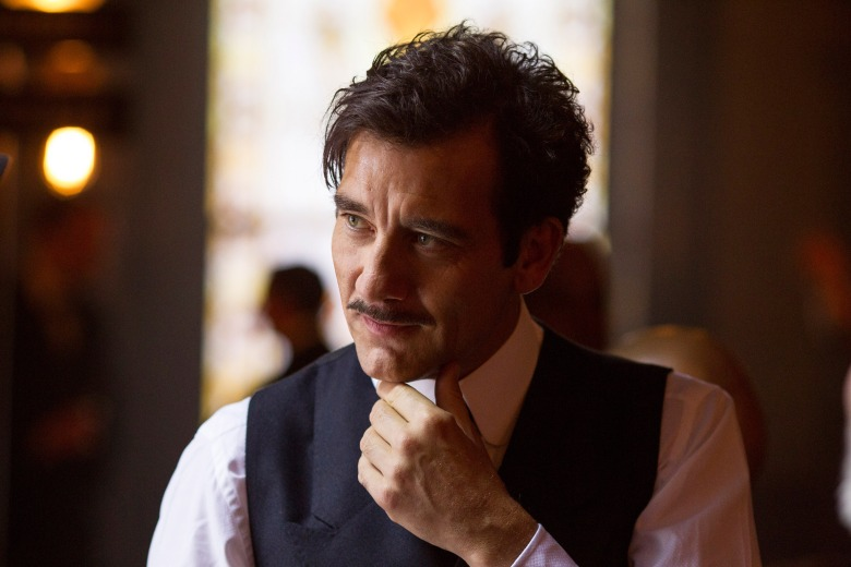 THE KNICK, Clive Owen, (Season 1, aired August 8, 2014). ph: Mary Cybulski/©Cinemax/courtesy Everett Collection