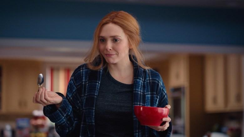 WandaVision Episode 7 Elizabeth Olsen