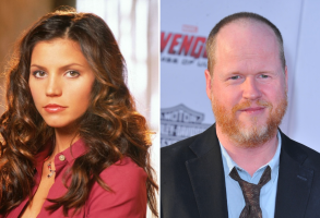 """Charisma Carpenter in """"Angel"""" and Joss Whedon"""