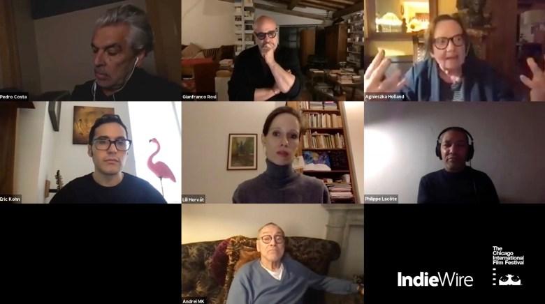 International Feature Oscar Contenders Interview