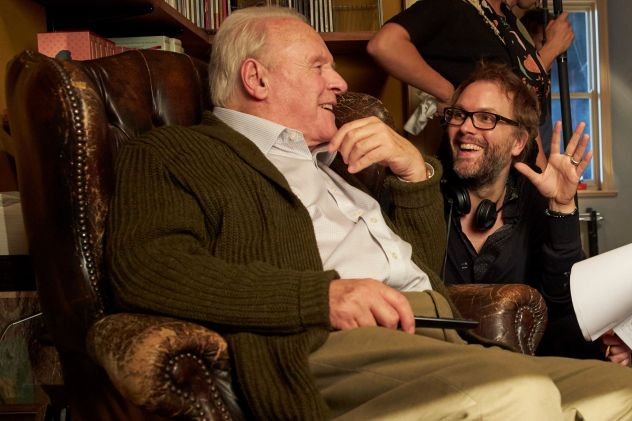Awards Spotlight: Anthony Hopkins Mines Childhood Emotions in Florian Zeller's 'The Father' — Watch