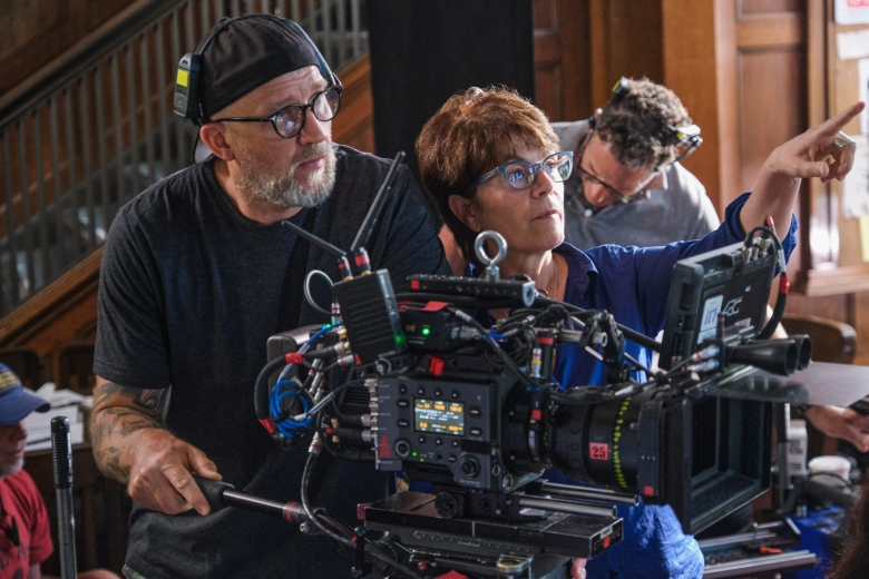 """Hillbilly Elegy"" Cinematographer Maryse Alberti (with Camera/Steadicam Operator Christopher TJ McGuire)"