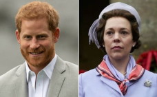 """Prince Harry and """"The Crown"""""""