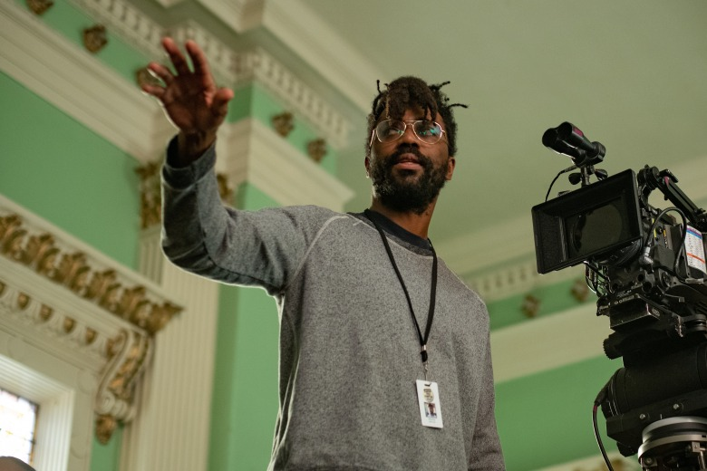 """Judas and the Black Messiah"" Director Shaka King"
