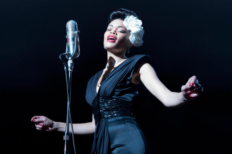 Andra Day stars in THE UNITED