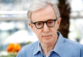 Director Woody Allen poses during a photo call for Midnight in Paris, at the 64th international film festival, in Cannes, southern France, Wednesday, May 11, 2011. (AP Photo/Joel Ryan)