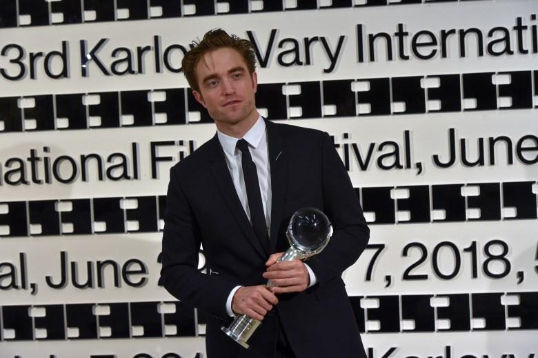 Robert Pattinson at the 53rd Karlovy Vary International Film Festival