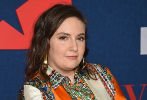 """FILE - Lena Dunham attends the premiere of the final season of HBO's """"Veep"""" on March 26, 2019, in New York. Dunham says her body """"revolted"""" during a struggle with COVID-19. The 34-year-old creator and star of HBO's """"Girls"""" said in a long Instagram post Friday, July 31, 2020, that what began as moderate aches were followed by a high fever, """"crushing fatigue,"""" and the feeling that she was losing control of her body. She said the serious symptoms subsided after three weeks and she tested negative after a month. Dunham says she is telling her story now because she is seeing too much carelessness amid the pandemic. (Photo by Evan Agostini/Invision/AP, File)"""