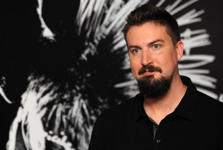 """Photo by: Dennis Van Tine/STAR MAX/IPx20178/17/17Adam Wingard at the premiere of """"Death Note"""" in New York City."""