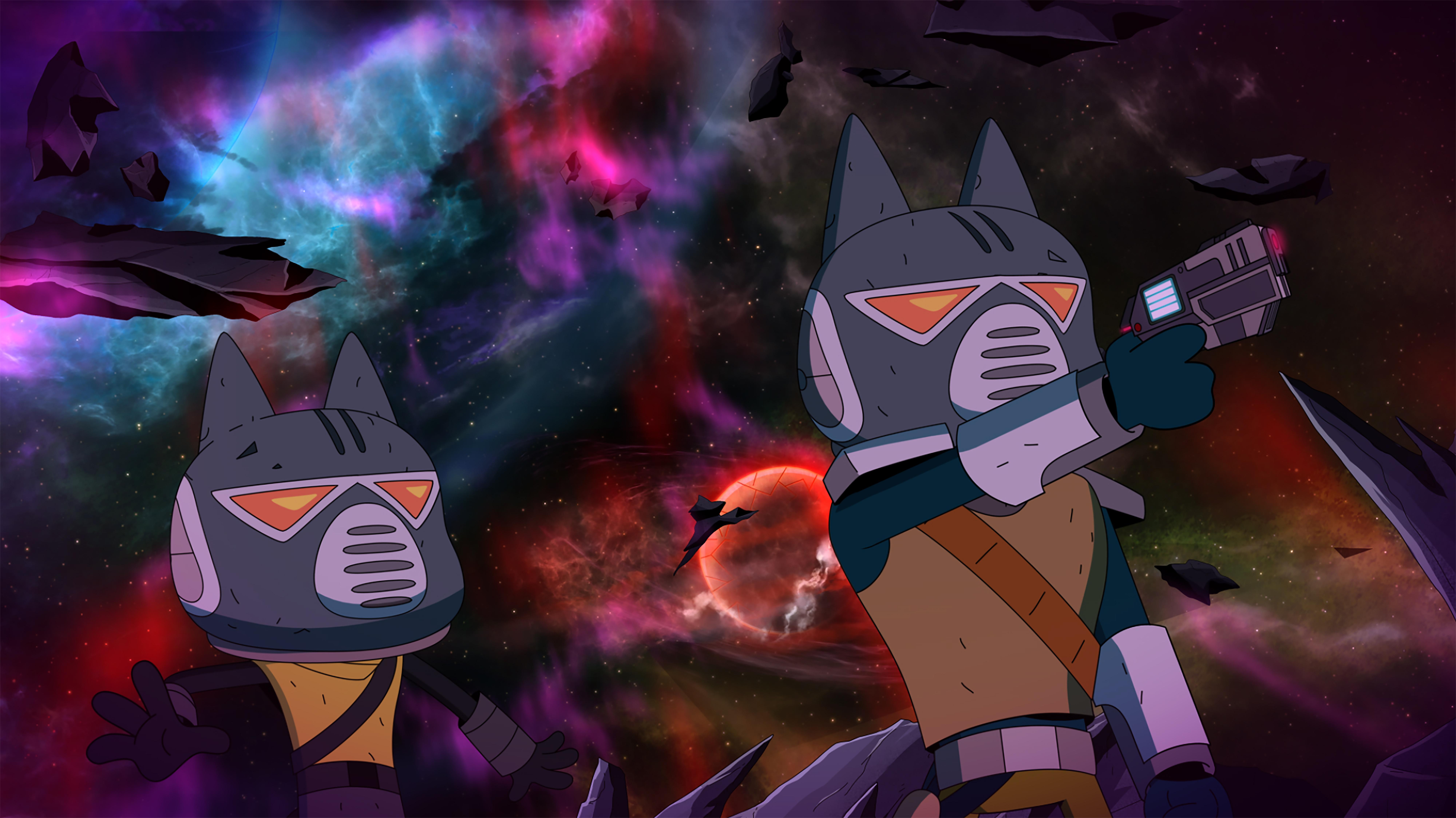 Final Space Season 3 Little Cato Avocato
