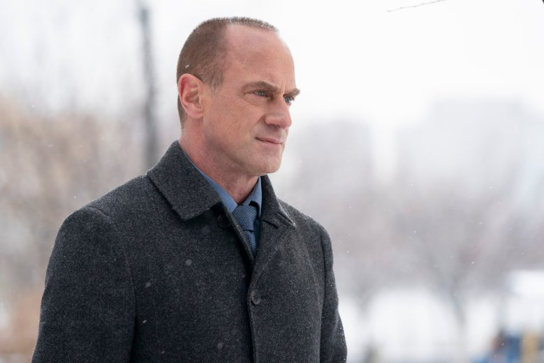 "LAW & ORDER: ORGANIZED CRIME -- ""What Happens in Puglia"" Episode 101 -- Pictured: Christopher Meloni as Detective Elliot Stabler -- (Photo by: Virginia Sherwood/NBC)"