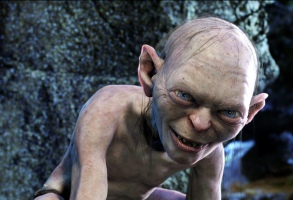 THE LORD OF THE RINGS: RETURN OF THE KING, Gollum, 2003, (c) New Line/courtesy Everett Collection