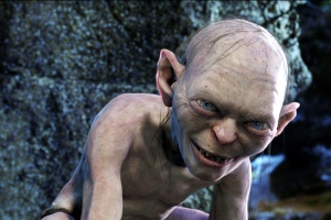 Andy Serkis Spent Hours Off 'Rings' Set Walking on All Fours to Go 'Pretty Method' for Gollum