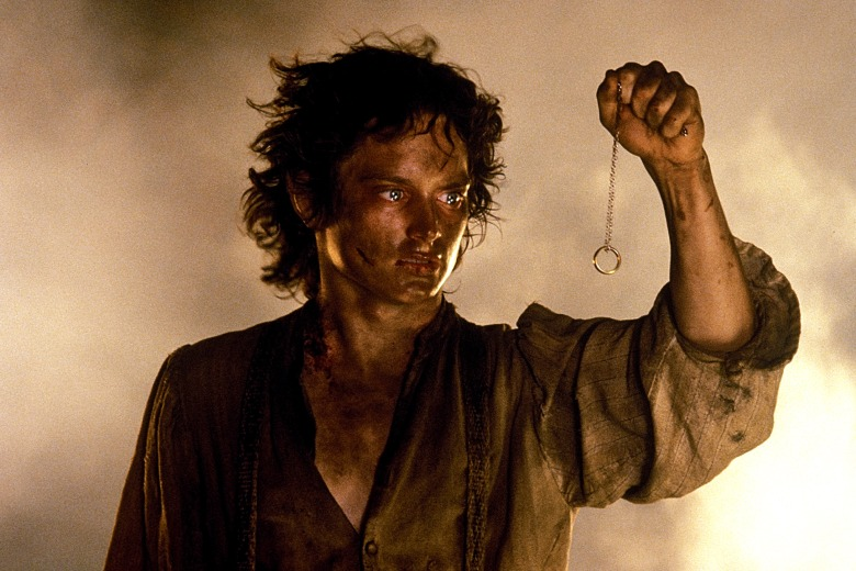 THE LORD OF THE RINGS: THE RETURN OF THE KING, Elijah Wood, 2003, (c) New Line/courtesy Everett Collection