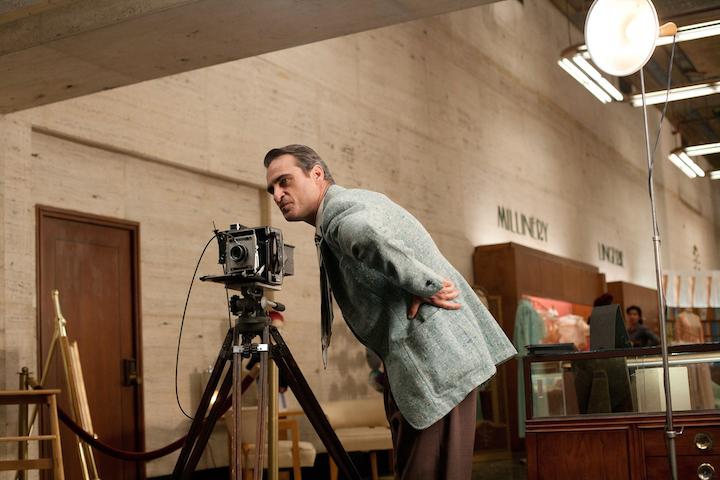 THE MASTER, Joaquin Phoenix, 2012. ©Weinstein Company/courtesy Everett Collection