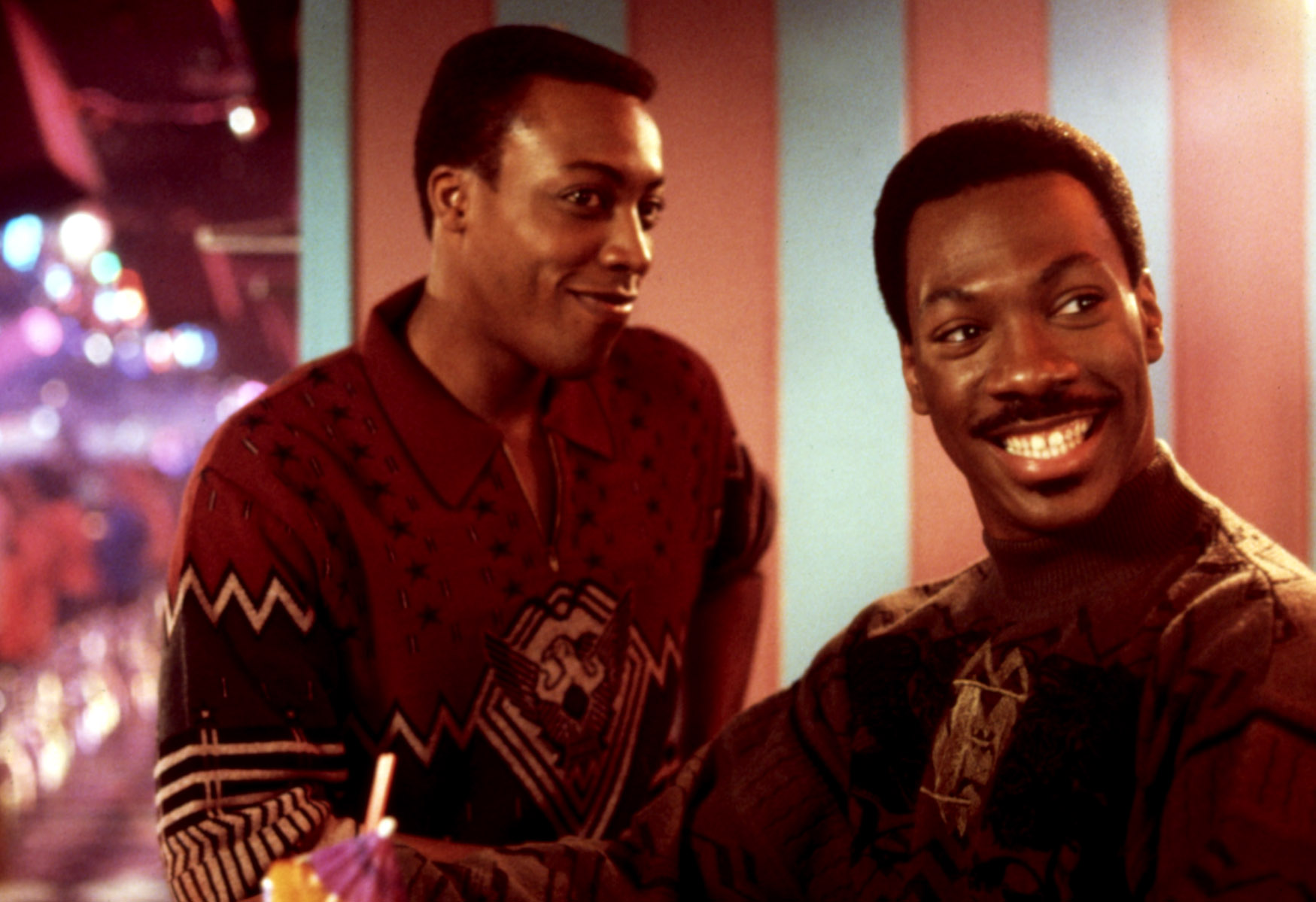 Eddie Murphy and Arsenio Hall Reveal Studio Forced Them to Put White Actor in 'Coming to America'