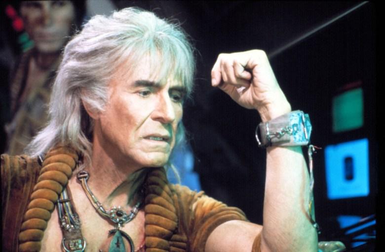STAR TREK 2: WRATH OF KHAN, Ricardo Montalban, 1982. (c)Paramount. Courtesy: Everett Collection.