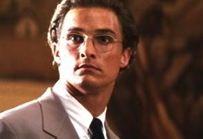 Matthew McConaughey A Time to Kill